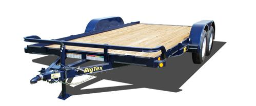 Big Tex 70CH Tandem Axle Car Hauler Trailer