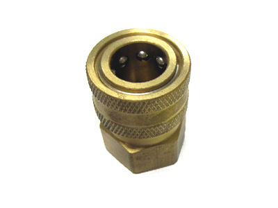 Brass Quick Connector A